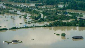 Hochwasser Schutz