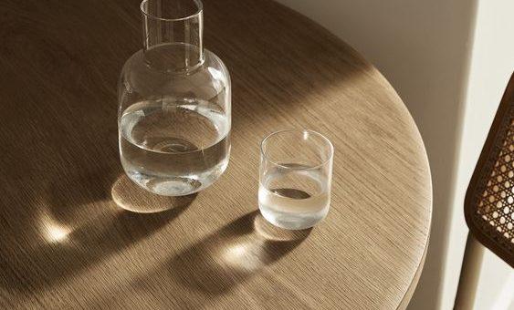 wieviel wasser am tag trinken